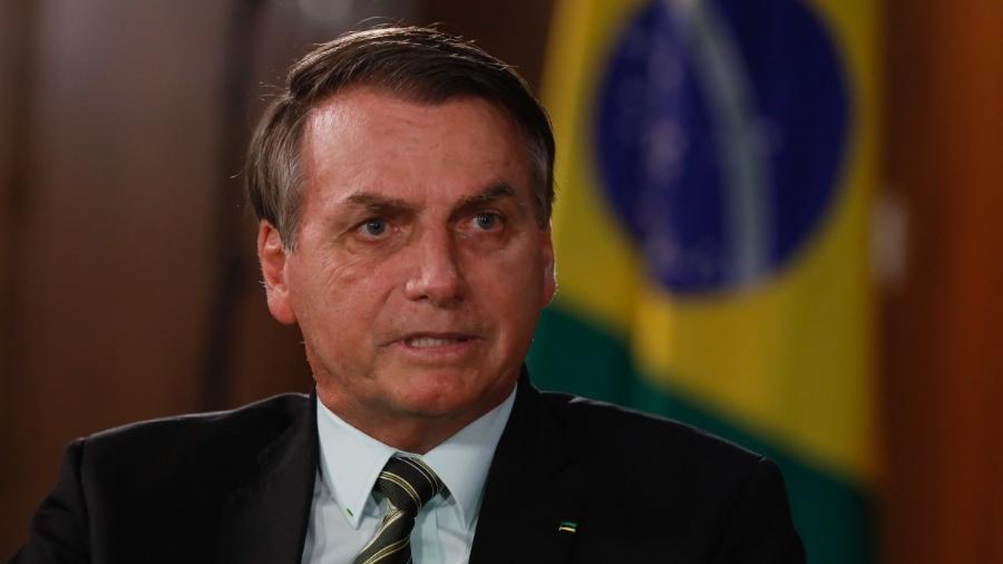 """Com desemprego em alta, Bolsonaro diz que brasileiro não está preparado para fazer """"quase nada"""" -                                 ISAC NÓBREGA/PR"""