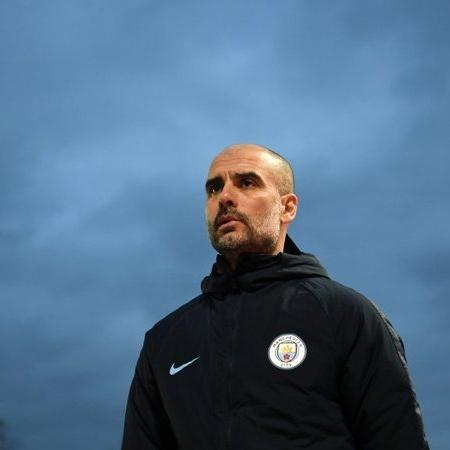 Pep Guardiola, treinador do City - GettyImages