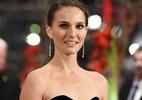 Natalie Portman explica protesto que fez no Globo de Ouro - AFP