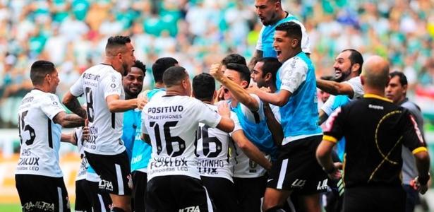 Corintianos reprovaram tentativa do Palmeiras em anular partida realizada no Allianz
