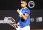 Thiago Monteiro fura o quali de Roland Garros e faz 2º participação na chave principal - (Sem crédito)