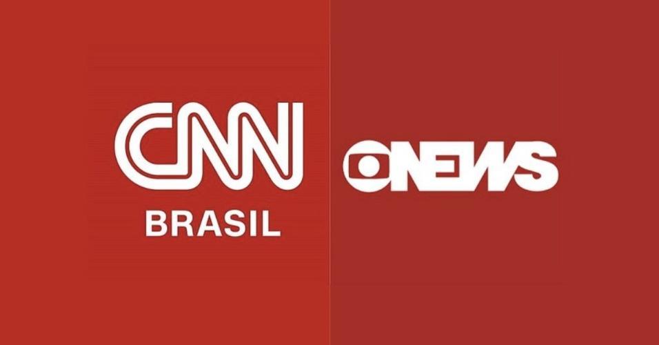GloboNews segue invicta na disputa com a CNN Brasil. | JOÃO BIOTT