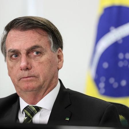 Presidente da República, Jair Bolsonaro -  Marcos Corrêa/PR