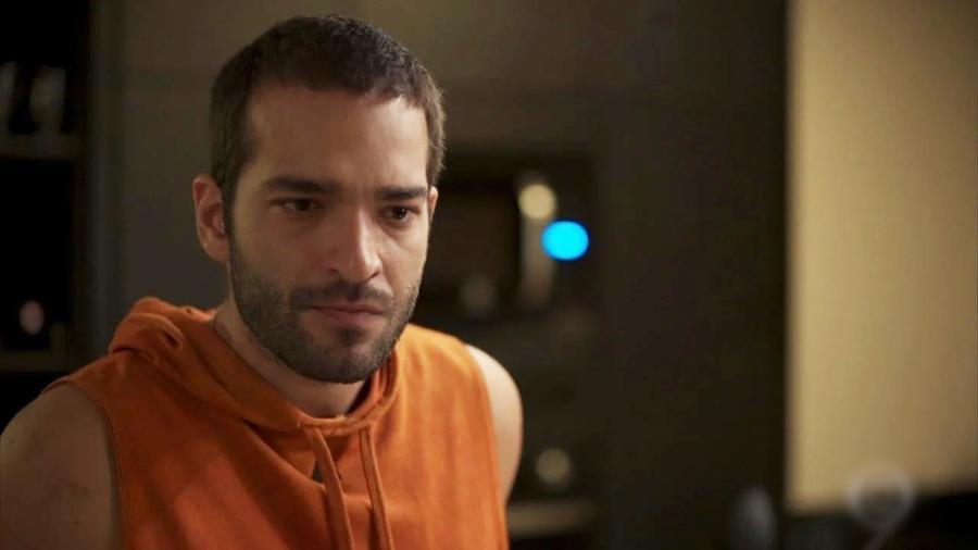 Sandro (Humberto Carrão) em Amor de Mãe (Reprodução / Globo) - Reprodução / Internet