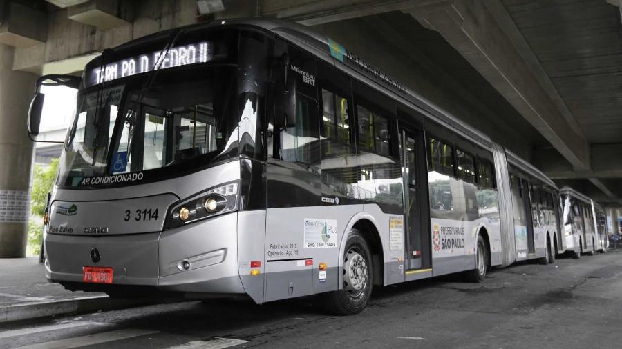 Prefeitura vem cobrindo prejuízos de empresas de ônibus na pandemia aumentando repasses - Divulgação