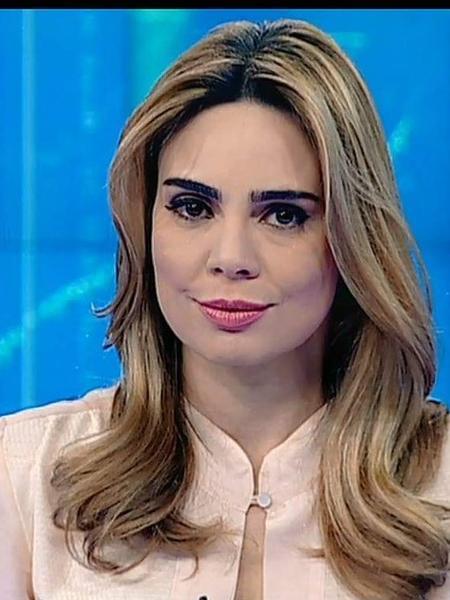 Rachel Sheherazade (Divulgação/SBT) - Rachel Sheherazade (Divulgação/SBT)