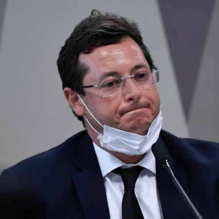 Fabio Wajngarten - Agência Senado