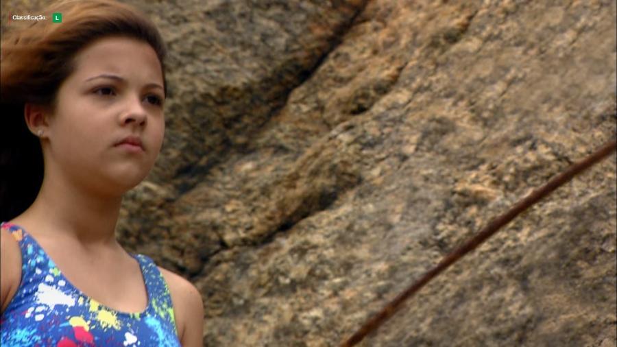 Marian (Júlia Gomes) em Chiquititas (Foto: Reprodução / SBT) - Reprodução / Internet