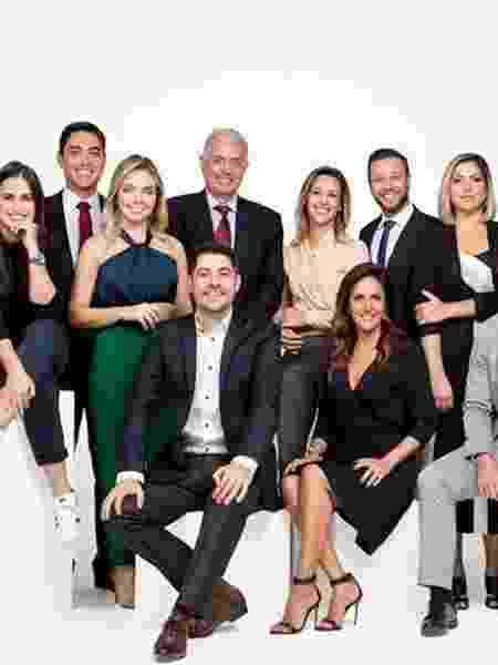 Os apresentadores da CNN Brasil: canal completa hoje cinco dias no ar  - CNN Brasil