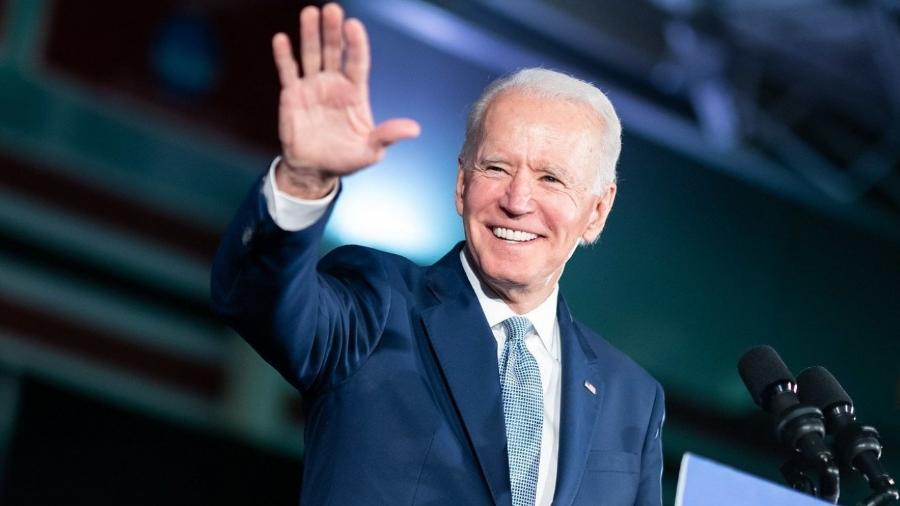 Biden defende Obamacare e afirma ter iniciado transição de poder - Reprodução / Internet