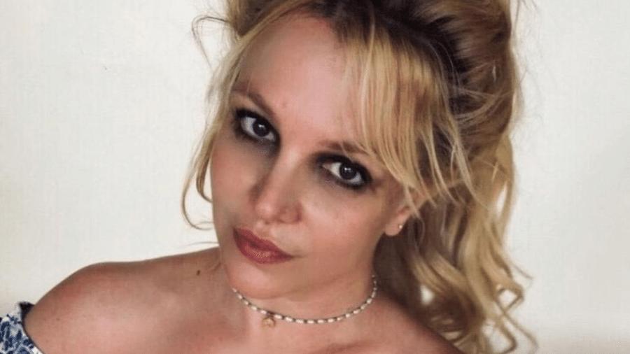 A cantora norte-americana Britney Spears (FOTO: Reprodução) - Reprodução / Internet