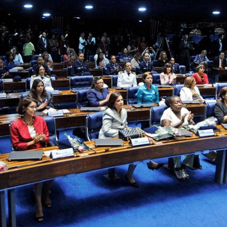 Reforma política vai mudar a lei que reserva vagas eleitorais para mulheres - Flickr/Senado Federal
