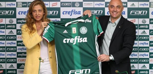 """""""Fator Crefisa"""" ajudou o Palmeiras a segurar qualquer movimentação do mercado"""