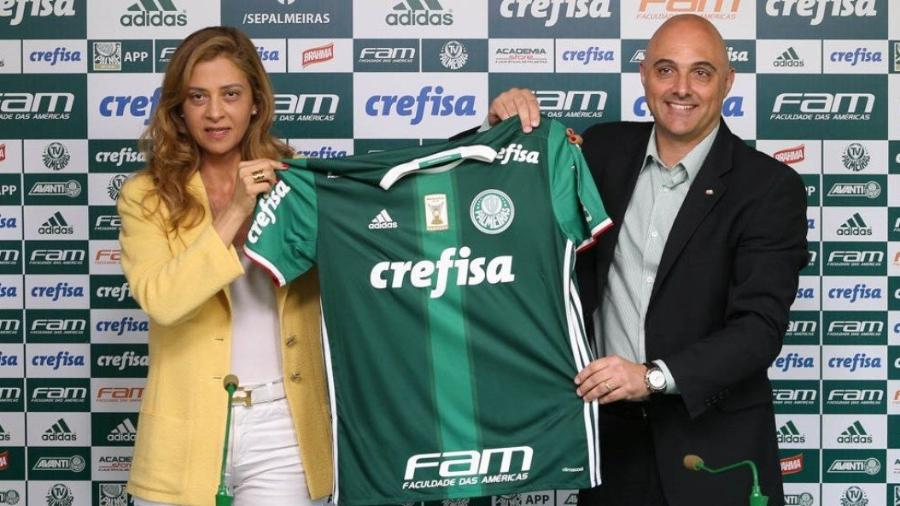 dd7f30306db8a Palmeiras confirma que terá que pagar R  120 mi à Crefisa por ...
