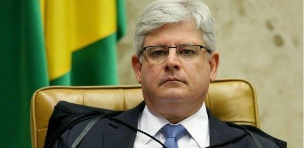 O procurador-geral da República, Rodrigo Janot: mandato frente à PGR termina neste domingo
