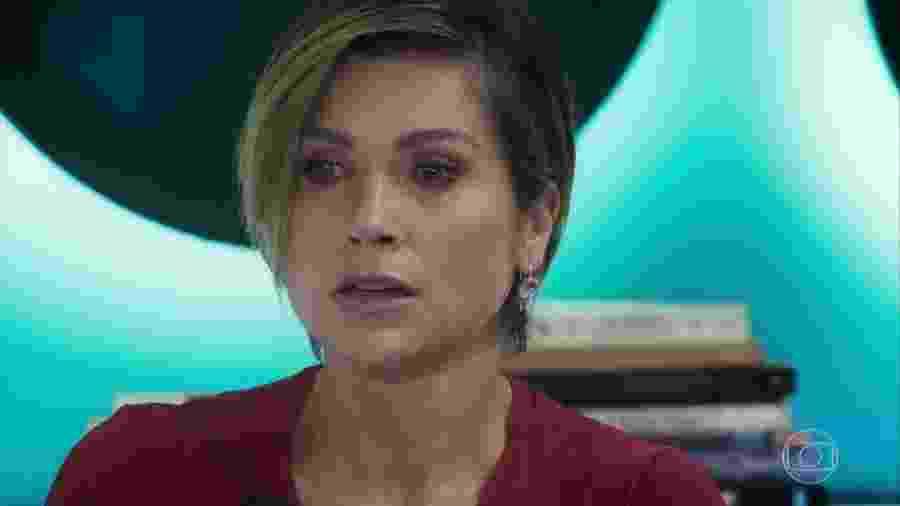 Helena (Flávia Alessandra) em Salve-se Quem Puder (Reprodução/TV Globo). - Reprodução/TV Globo