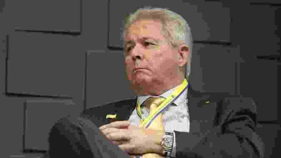 Pedido de demissão de Rubem Novaes, 74, foi comunicado em fato relevante do Banco do Brasil.                              - FABIO RODRIGUES POZZEBOM/AGêNCIA BRASIL