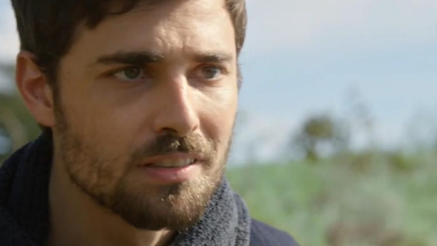 Jacó (Miguel Coelho) em Gênesis (Reprodução/Record TV) - Reprodução / Internet