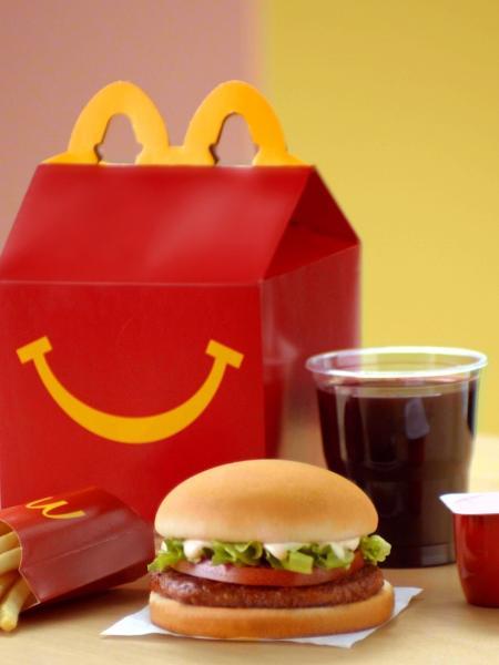 """McDonald""""s vai trocar brinquedos de plástico do McLanche Feliz por itens sustentáveis -"""
