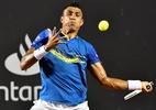 Monteiro bate sul-africano e fura o quali do Miami Open; Bia cai - (Sem crédito)