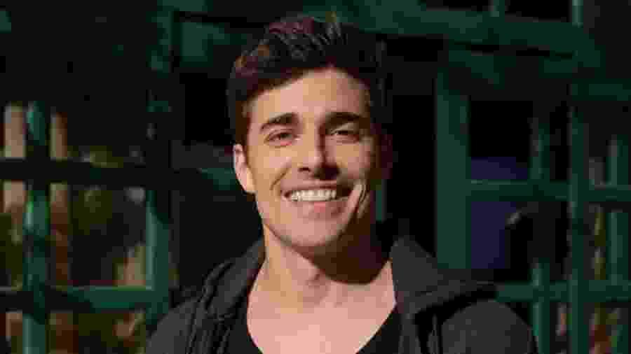 Miguel Coelho é Antônio Júnior em Amor Sem Igual (Foto: Divulgação/RecordTV) - Divulgação/RecordTV