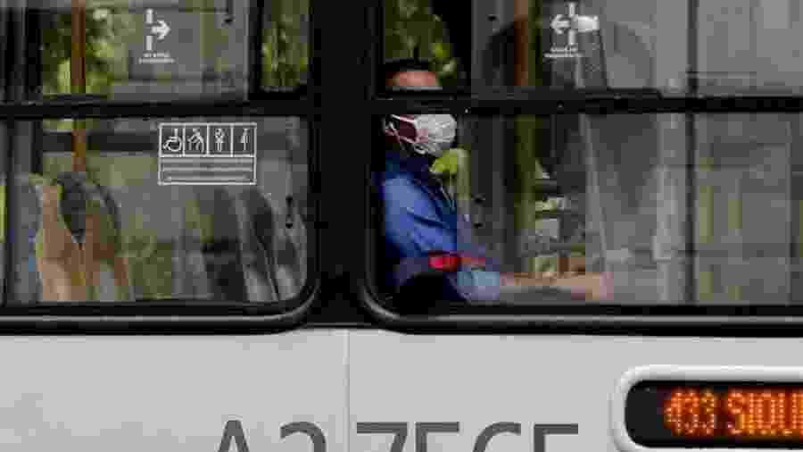 Projeto estuda os efeitos da pandemia na mobilidade urbana - Tânia Rêgo/Agência Brasil