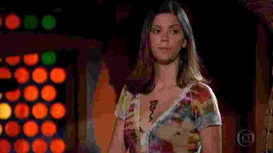 Luana (Joana Lerner) em Fina Estampa (Reprodução/TV Globo). - Reprodução / Internet