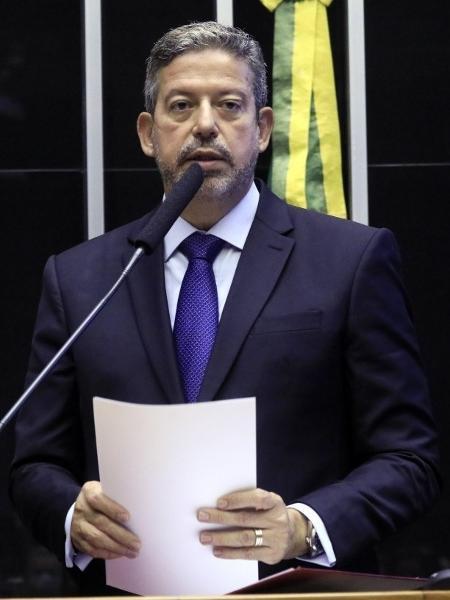 O presidente da Câmara, Arthur Lira (PP-AL) -                                 LUIZ MACEDO/AGÊNCIA CÂMARA