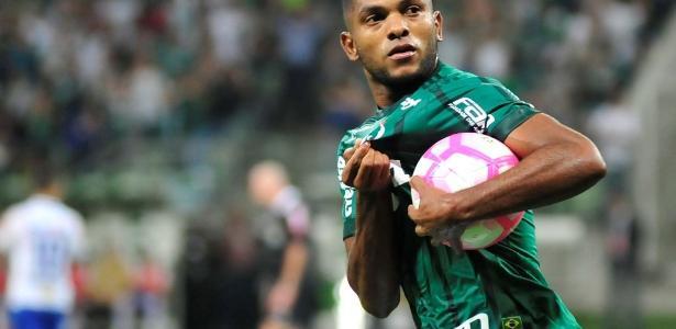 Borja novamente será titular do Palmeiras sob o comando de Alberto Valentim