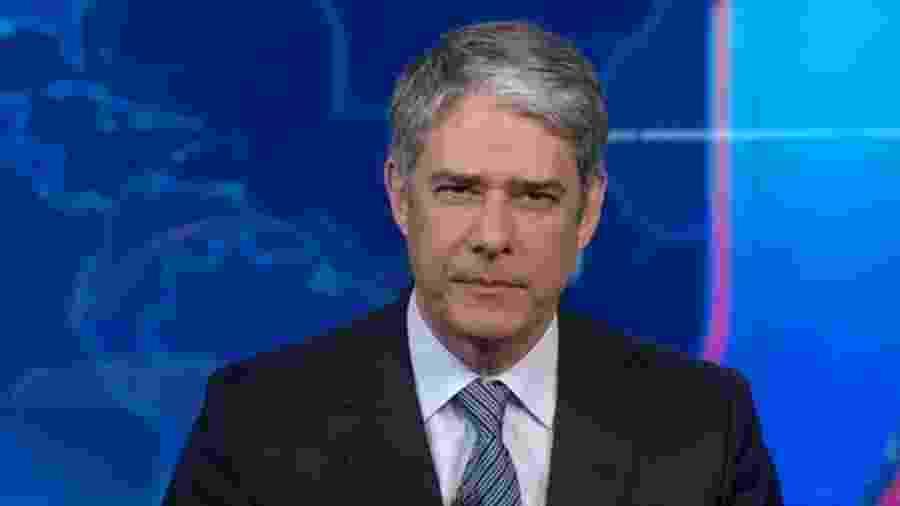 William Bonner (Foto: Reprodução/ TV Globo) - William Bonner (Foto: Reprodução/ TV Globo)