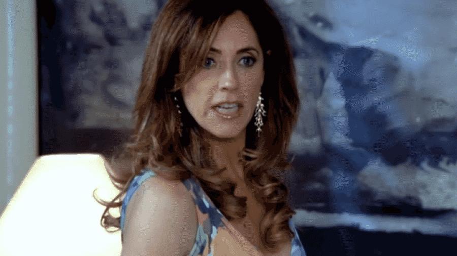 Christiane Torloni como Tereza Cristina em Fina Estampa (Foto: Reprodução/TV Globo) - Reprodução / Internet