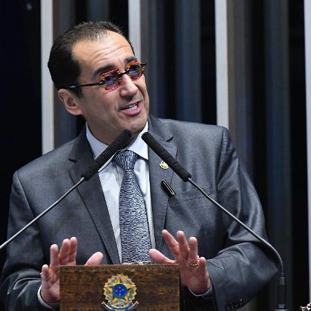 O senador Jorge Kajuru - Geraldo Magela/Agência Senado