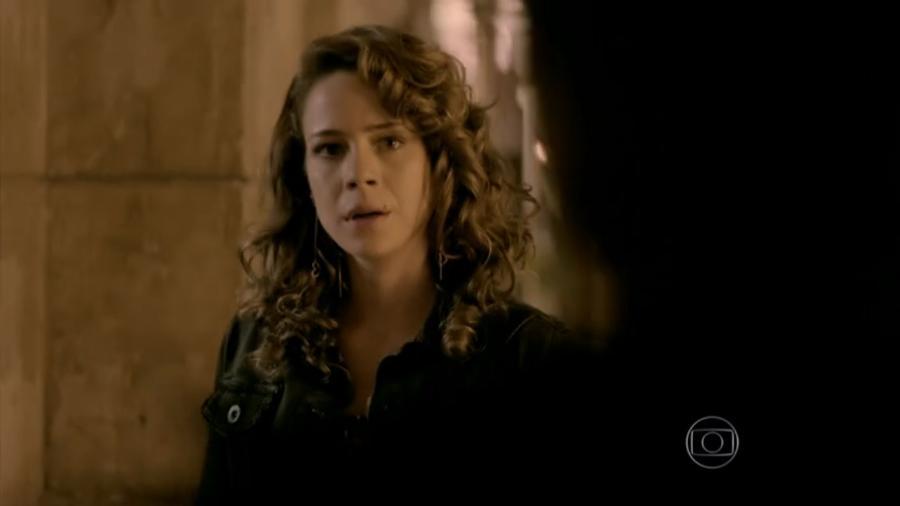 Cristina (Leandra Leal) em Império (Foto: Reprodução / Globo) - Reprodução / Internet