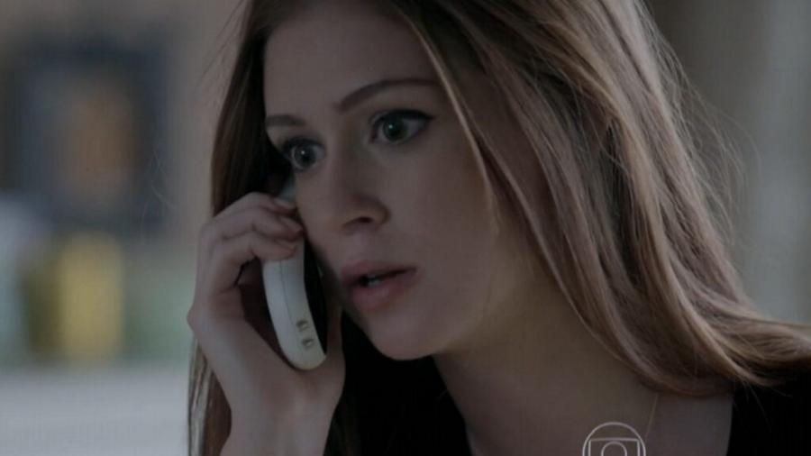 Maria Isis (Marina Ruy Barbosa) em Império (Reprodução/Globo) - Reprodução / Internet