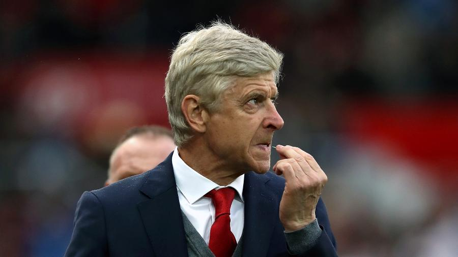 Arsène Wenger, do Arsenal  (Photo by David Rogers/Getty Images) -