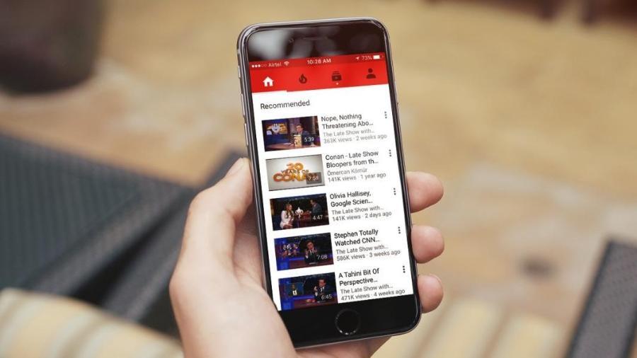 Assistir a vídeos no YouTube realmente consome muitos dados, veja como remediar -