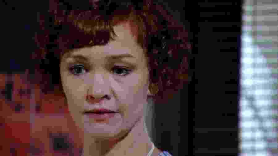 Esther (Júlia Lemmertz) em Fina Estampa (Reprodução/TV Globo). - Reprodução / Internet
