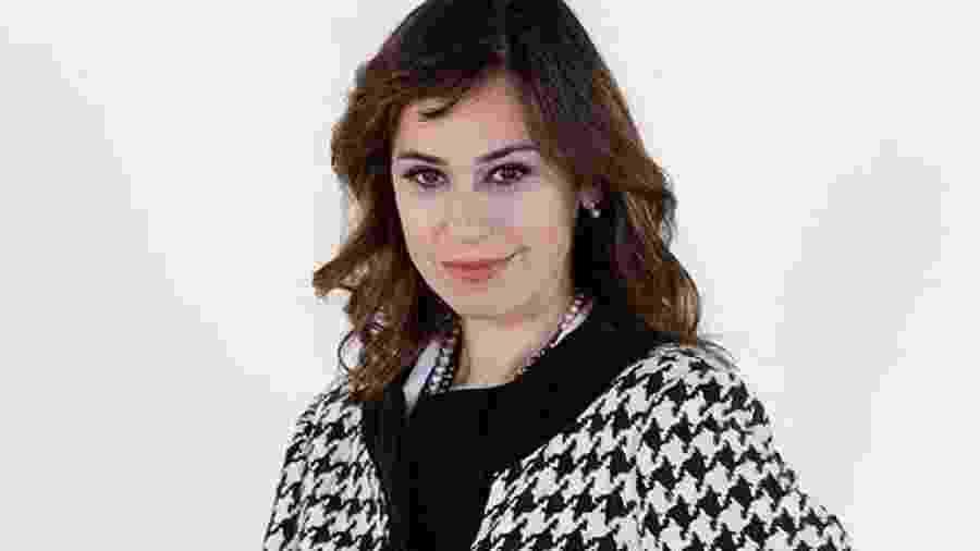 Daniela Escobar como Ângela em Apocalipse (Divulgação / Record TV) - Reprodução / Internet