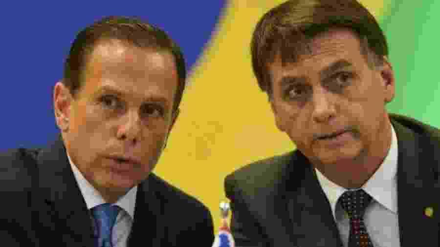 Bolsonaro contradiz Doria e afirma que vacina da covid não será obrigatória -
