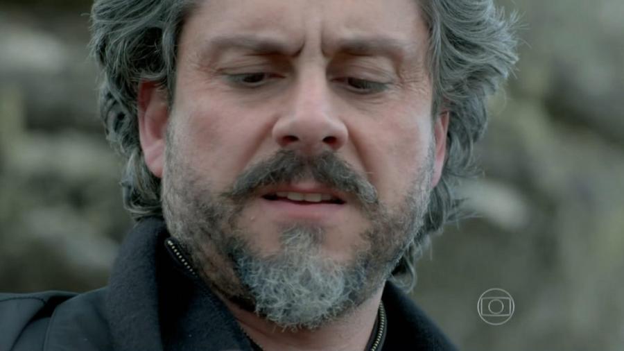 José Alfredo (Alexandre Nero) em Império (Foto: Reprodução / Globo) - Reprodução / Internet