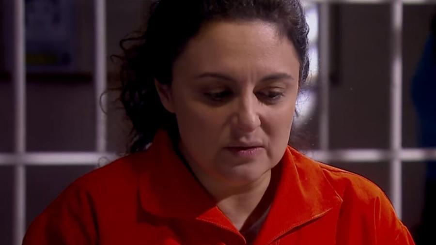 Ernestina (Carla Fioroni) em Chiquititas (Reprodução/SBT) - Reprodução / Internet