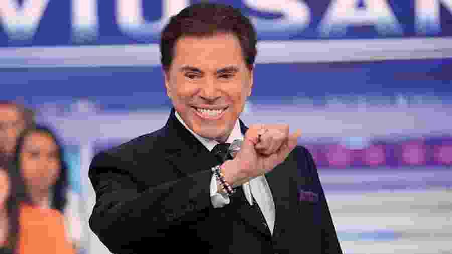 Silvio Santos deve entrar de férias no próximo dia 21 - Reprodução