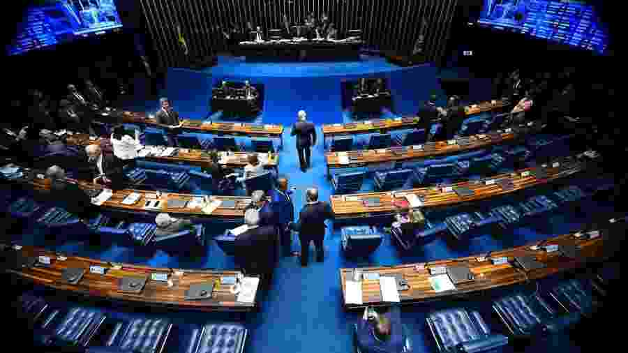 Plenário do Senado Federal  -   Marcos Oliveira/Agência Senado