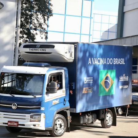 Butantan entrega mais 1.5 milhão de doses da vacina CoronaVac ao Ministério da Saúde - Flickr/Governo do Estado de São Paulo