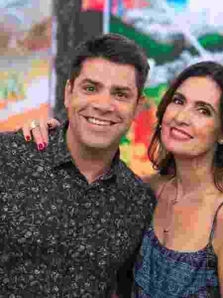 Lair Rennó deixa Encontro com Fátima Bernardes e Globo após 20 anos (Divulgação/Globo) - Lair Rennó deixa Encontro com Fátima Bernardes e Globo após 20 anos (Divulgação/Globo)