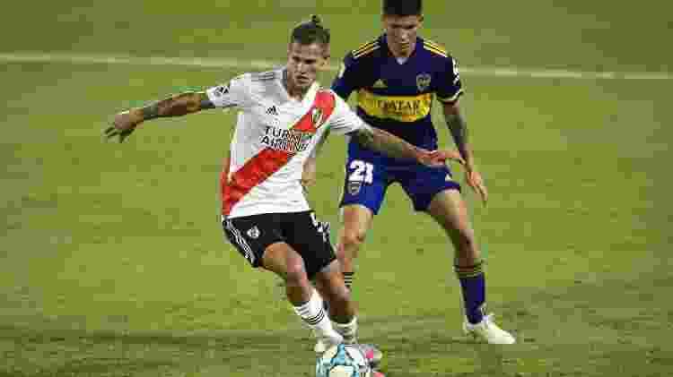 Boca River - Marcelo Endelli/AFP                             - Marcelo Endelli/AFP