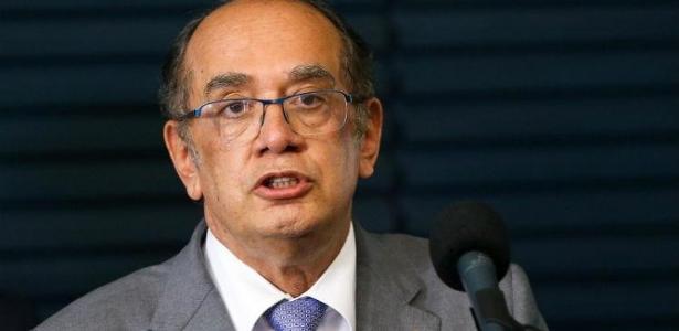 O ministro do STF Gilmar Mendes pediu investigação sobre acusações a ministros do Judiciário