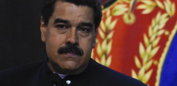 Estados Unidos e o Grupo de Lima, do qual o Brasil faz parte, não reconheceram a reeleição de Maduro - Foto: Juan Barreto/AFP