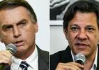 Dos favoritos a governador, Bolsonaro soma 6 apoios e Haddad, 3 (Foto: Agência Brasil)