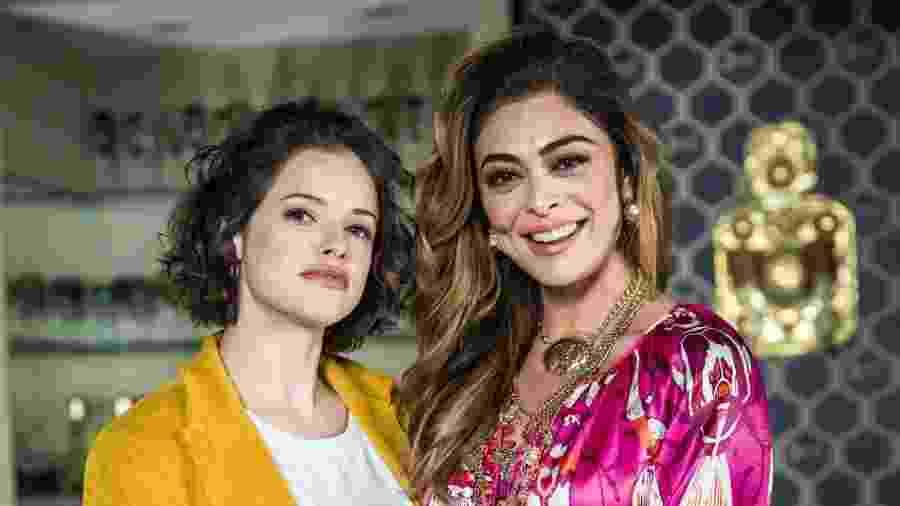 Maria da Paz (Juliana Paes) e Josiane (Agatha Moreira) em A Dona do Pedaço (Divulgação/ TV Globo) - Maria da Paz (Juliana Paes) e Josiane (Agatha Moreira) em A Dona do Pedaço (Divulgação/ TV Globo)